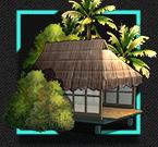 家具:暑さよけの小屋