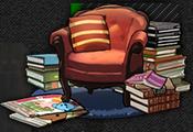 家具「思考者の片隅に」