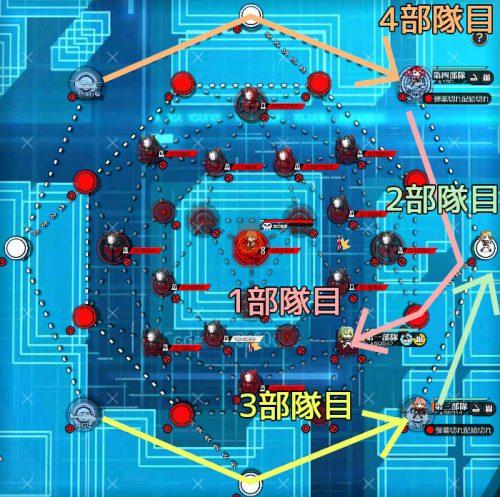 gg-ex5-2 1ターン目手順