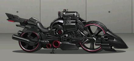 家具:ビークのバイク