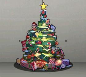家具「夢のクリスマスツリー」