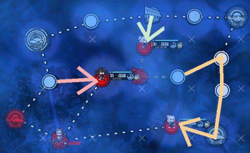 xmas-3 2ターン目手順