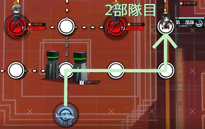 sc-13 1ターン目手順2