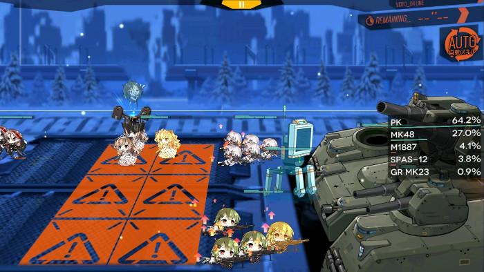 アルゴノーツ-パピス戦