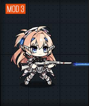 漢陽88式MOD3 SD